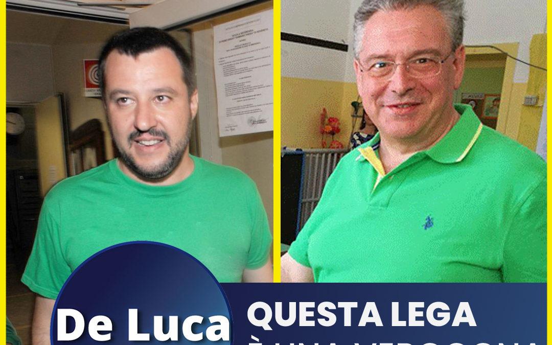 De Filippo inaugura il comitato della Lega, Razzano: paese svenduto a Salvini per un posto in Parlamento